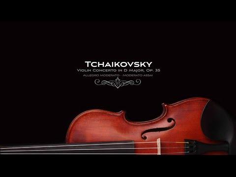 Tchaikovsky: Concierto Para Violín En Re Mayor, Op. 35