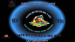 MUSICA CARDIO MIX SPINNING 80S EN INGLES-DJSAULIVAN