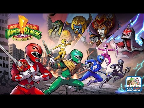 Mighty Morphin Power Rangers: Mega Battle - Angel Grove Mall Rescue (Xbox One Gameplay)