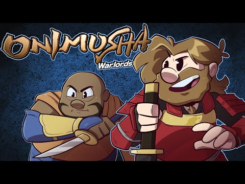 Onimusha The Demon Wars Begin | Ep. #1 | Super Beard Bros