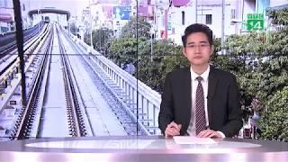 VTC14 | Bộ trưởng GTVT đi thử tàu đường sắt Cát Linh - Hà Đông