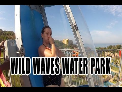 The Wild Coast Sun - Wild Waves Water Park