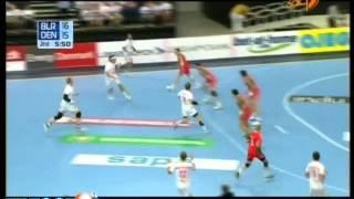 Гандбол. Чемпионат Европы. Беларусь - Дания
