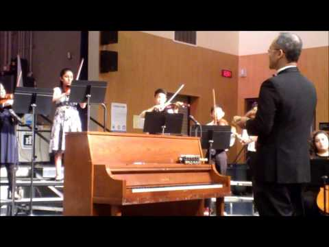 MLKing Jr  Middle School (Hayward CA)Winter Concert: String Orchestra