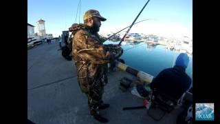 Ранкова Рибалка в Морпорту Гранд Марина. SOCHI-ЮДВ |Нерухомість Сочі ||Квартири в Сочі