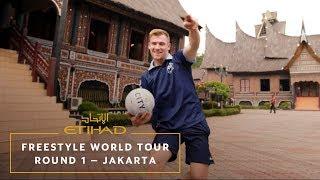 Freestyle World Tour - Round 1: Jakarta | Etihad w...