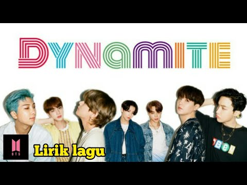 bts-dynamite-lirik-lagu