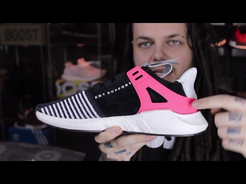 Adidas Eqt/// Support 93/17 93/17 Unboxing// Feet/ Review & On Feet YT 3e219d1 - allergistofbrug.website