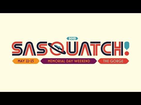 Sasquatch! Music Festival 2015
