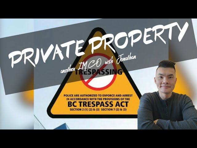 """Private Property and Christianity"" another IMCO with Jonathan"
