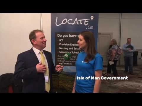 Isle of Man Government at Jobs Expo Cork, May 2017