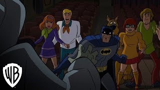 "Mystery Inc. meets Dark Knight - clip from ""Scooby-Doo! & Batman: The Brave and the Bold"""