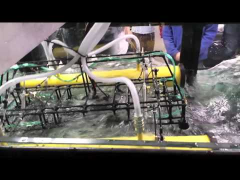 Triton subsea geotechnical investigation device