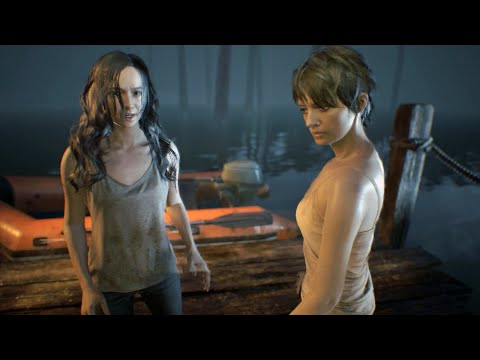 Resident Evil 7 - Save Zoe Ending!
