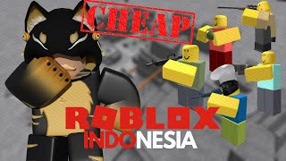Saatnya Challenge Cheap Troops Only 🤯😱 [Part 1] - Tower Defense Simulator Roblox Indonesia
