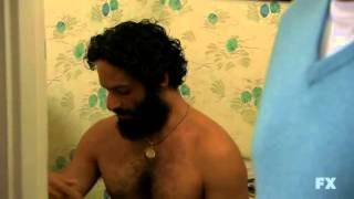 Ruxin & Rafi Bathroom Scene