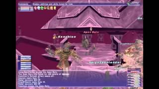 FFXI - Fighting Apex Bats in Ra