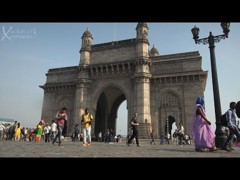 Amazing India 4K Bombay Mumbai