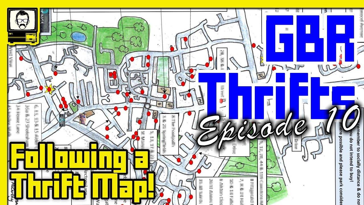 Download A Village Filled with Retro Treasure   GBR Thrifts Returns!   Nostalgia Nerd