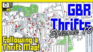 A Village Filled with Retro Treasure | GBR Thrifts Returns! | Nostalgia Nerd