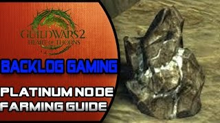 Guild Wars 2: Rich Platinum Ore Farming Guide