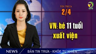 Điểm tin Viêm phổi Vũ Hán trưa 2/4: Tình báo Mỹ tố TQ giả số liệu; Tp.HCM kiểm soát chặt 7 cửa ngõ