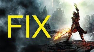 FPS STUTTERING FIX - Dragon Age Inquisition