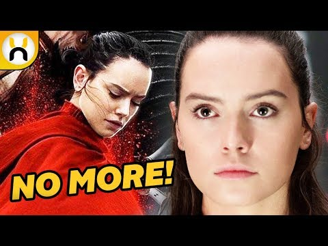 Download Youtube: Daisy Ridley DONE With Star Wars After Episode IX