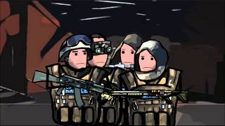 Warface Noobs - Ликвидация (EPIC FAIL) [6 серия]