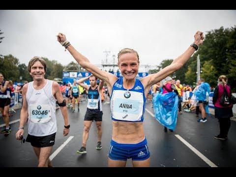 Back on road again ::: Rückblick auf das Marathon Comeback von Anna Hahner
