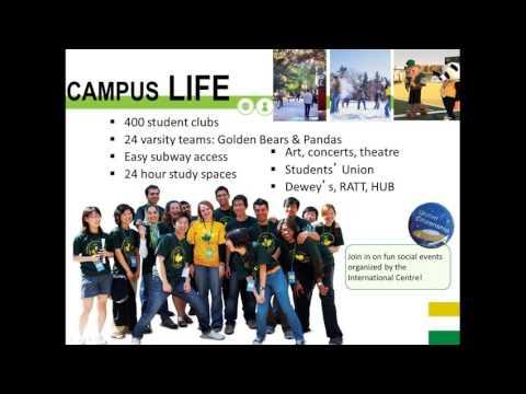 University of Alberta Seminar