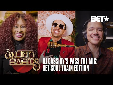 Chaka Khan, El DeBarge & More Join DJ Cassidy As They Perform Classics! | DJ Cassidy's Pass the