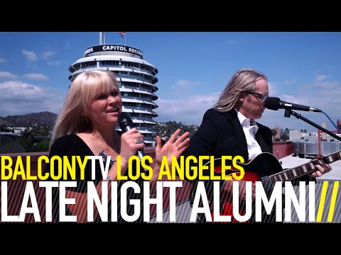 LATE NIGHT ALUMNI - THE THIS THIS (BalconyTV)