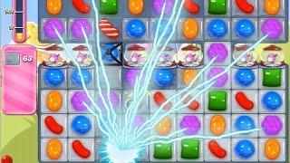 Candy Crush Saga Level 1665 ★★★ NO BOOSTER