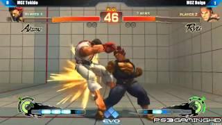 EVO 2K13: SSF4 AE Daigo Umehara (Ryu) vs Tokido (Akuma) [HD]