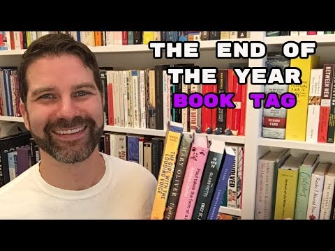 The End Of The Year Book TAG 2019