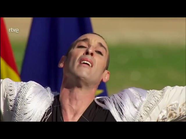 """""""La Danza del Ave Fénix"""" por Rubén Olmo"""