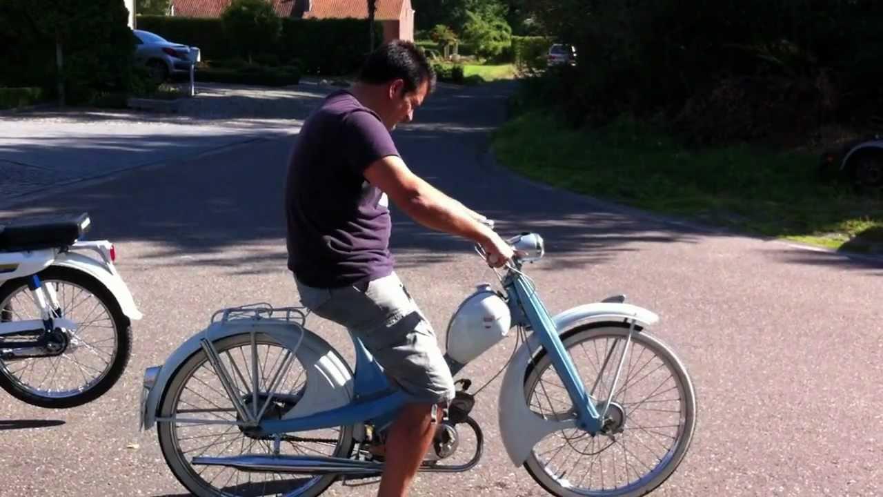 for sale nsu quickly 1957 50cc testdrive bike 42 youtube. Black Bedroom Furniture Sets. Home Design Ideas