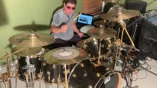 Blake Shelton God's country/DRUM COVER the best drum video Video