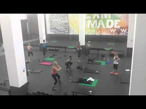 Perfect Pulse Pretoria Group Training 8