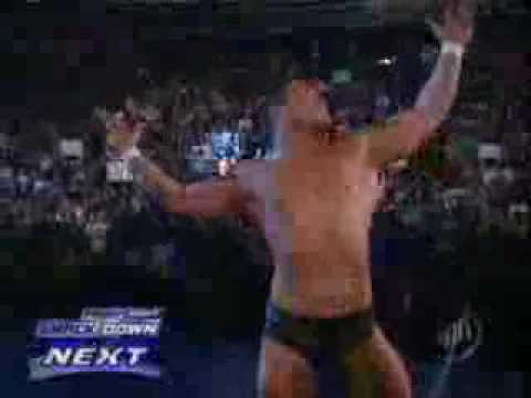 Randy Orton  This Fire Burns Entrance Smackdown 2006