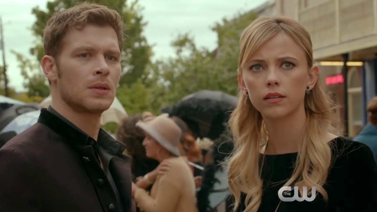 The Originals | God's Gonna Trouble The Water | Season 5 Episode 7 Trailer  | The CW