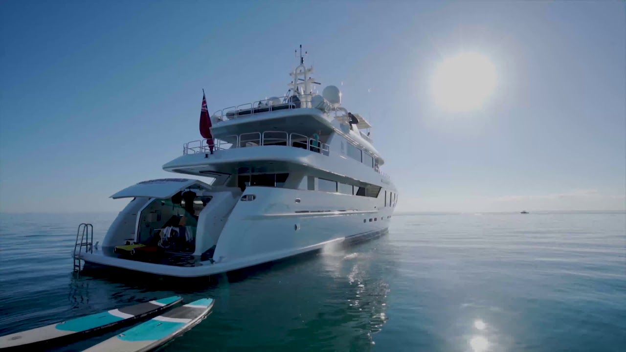 The Superyacht Lifestyle On Board 39m Silentworld