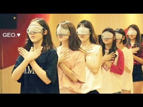 Gfriend Dance Navillera ( With Eyes Closed) Ep.6