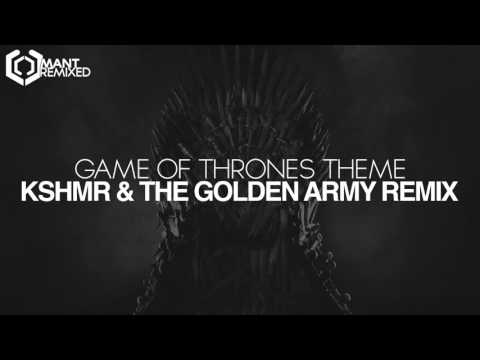 Game of Thrones Theme (KSHMR & The Golden Army Remix)