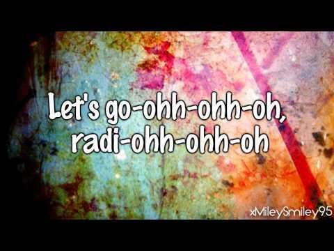 Hot Chelle Rae ft. Bei Maejor - Radio (with lyrics)