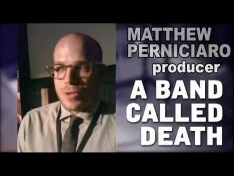 A Band Called Death: Matthew Perniciaro Producer