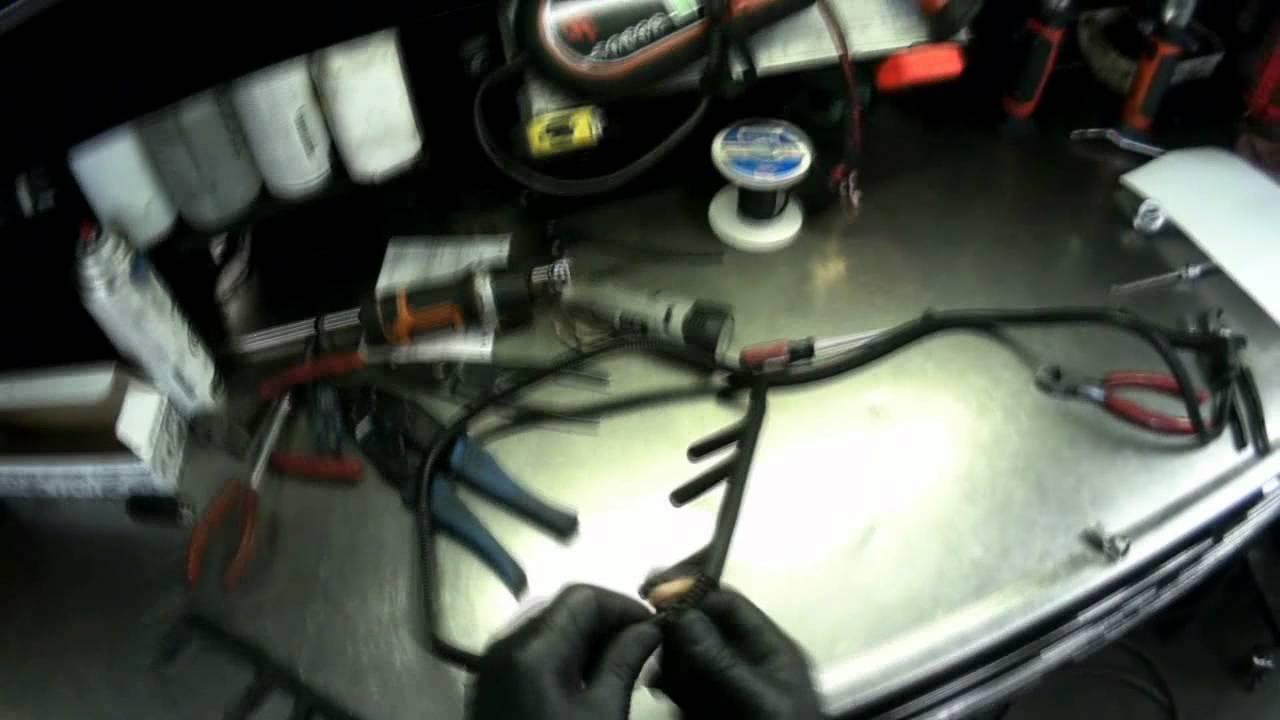 medium resolution of alh tdi 4 wire glow plug harness installing part 2