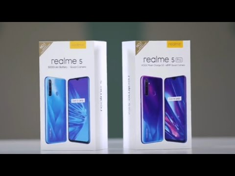 unboxing-realme-5-&-realme-5-pro-official-video