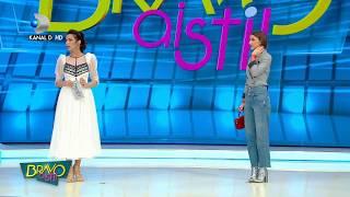 """Bravo, ai stil! (25.10.2017) - Iuliana, apreciata de jurati: """"Imi place tot ce ai facut"""""""